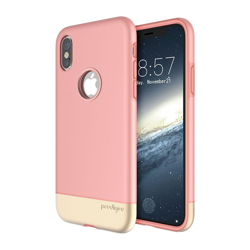 mobiletech-iPhone-X-Prodigee-Fit-Pro-RoseGold